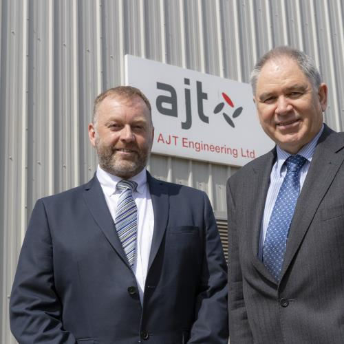 Dave Scalley joins AJT as COO